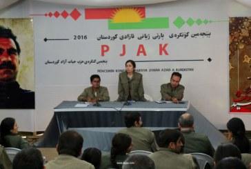 قطعنامهی پایانی پنجمین کنگرهی حزب حیات آزاد کوردستان-  PJAK 24.10.2016