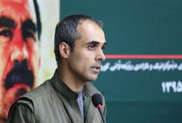 مصاحبه با رفيق فؤاد بريتان ، رياست مشترك جامعه ى آزاد و دموكراتيك شرق كوردستان